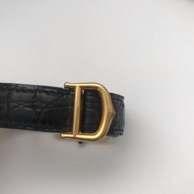 wholesale dealer 5b2c1 55fa4 美品✨カルティエ Cartier アラビア数字マストタンク腕時計