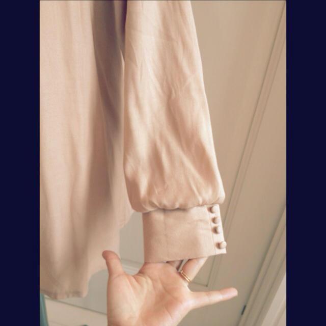 ビジュー♡サーモンピンクチュニック♡ レディースのトップス(チュニック)の商品写真