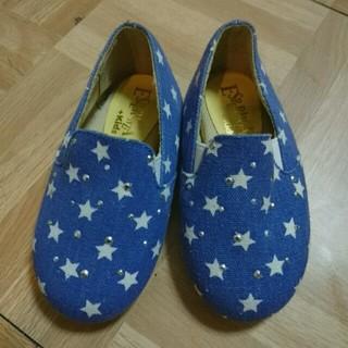 エスペランサ(ESPERANZA)の新品未使用★エスぺの靴(スリッポン)