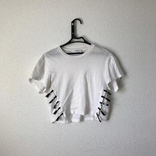 トーガ(TOGA)のTOGA 2016ss デザインTシャツ(Tシャツ(半袖/袖なし))