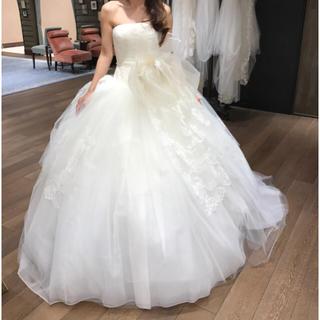 ヴェラウォン(Vera Wang)のもも様お取り置き4日までベラウォン ウエディングドレス lisbeth リスベス(ウェディングドレス)