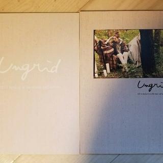 アングリッド(Ungrid)の過去Ungrid店舗シーズンカタログ2013・2014(その他)