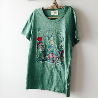 アメリカンレトロ(AMERICAN RETRO)のAmerican Retro アメリカンレトロ Tシャツ アリス(Tシャツ(半袖/袖なし))