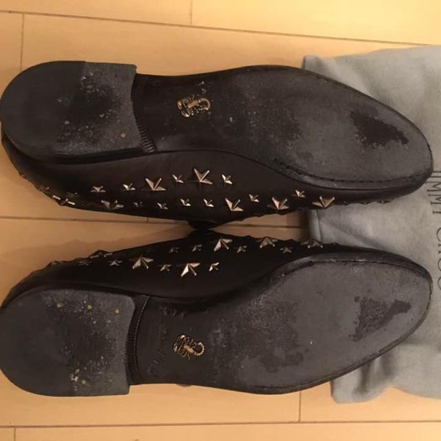 JIMMY CHOO(ジミーチュウ)の大人気! JIMMY CHOO スリッポン メンズの靴/シューズ(スリッポン/モカシン)の商品写真