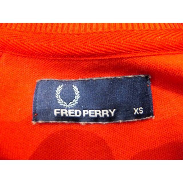 FRED PERRY(フレッドペリー)の◆フレッドペリ― 【ジャージ XS 赤】 FRED PERRY メンズのトップス(ジャージ)の商品写真