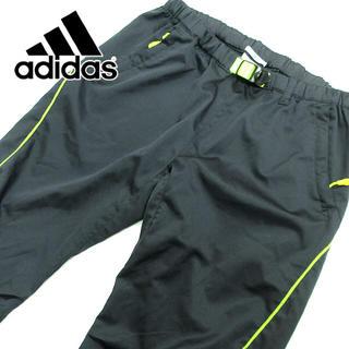 アディダス(adidas)の美品! アディダス clima LITE トレーニング ハーフカーゴパンツW9(ハーフパンツ)