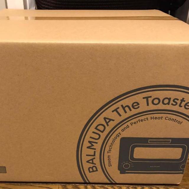 BALMUDA(バルミューダ)のBALMUDA The Toaster スマホ/家電/カメラの調理家電(電子レンジ)の商品写真