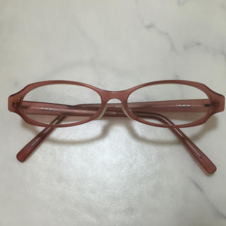ムジルシリョウヒン(MUJI (無印良品))の伊達メガネ(サングラス/メガネ)