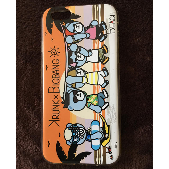 supreme アイフォーン8 カバー バンパー | BIGBANG✖️KRUNK iPhone6Sケースの通販 by R'S限定値下げ中 shop|ラクマ