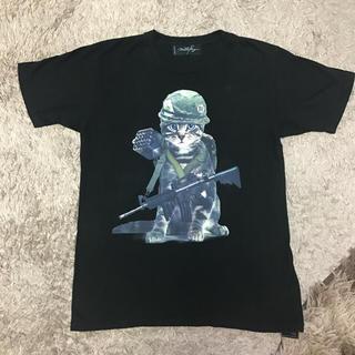ミルクボーイ(MILKBOY)の【値下げ不可】ミルクボーイ 猫 Tシャツ(Tシャツ/カットソー(半袖/袖なし))