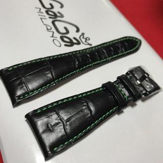 ガガミラノ(GaGa MILANO)のおかけん様専用 ベルト二本セット(レザーベルト)