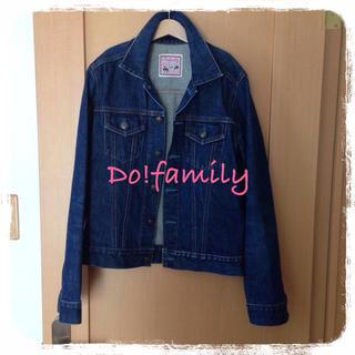 ドゥファミリー(DO!FAMILY)の♡DO!family Gジャン♡(Gジャン/デニムジャケット)