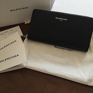 wholesale dealer 087da 92949 新品★バレンシアガ 財布 正規品 黒 | フリマアプリ ラクマ