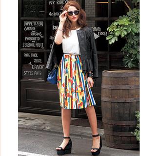 チェスティ(Chesty)の新品♡チューリップスカート 0サイズ チェスティ(ひざ丈スカート)