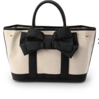 クチュールブローチ(Couture Brooch)のクチュールブローチ リボントート(トートバッグ)