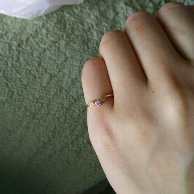 ete(エテ)のジュエッテ リング レディースのアクセサリー(リング(指輪))の商品写真