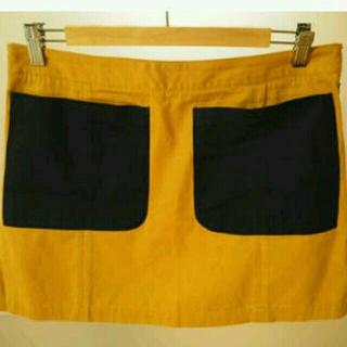 プチバトー(PETIT BATEAU)のPETIT BATEAUスカート(ミニスカート)