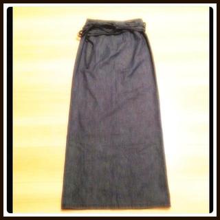 ドルチェアンドガッバーナ(DOLCE&GABBANA)のドルチェ&ガッパーナ♡巻きスカート(ロングスカート)