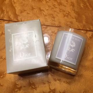 ディオール(Dior)の超希少! DIOR ディオール キャンドル(キャンドル)