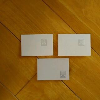 ミナペルホネン(mina perhonen)のミナペルホネン ミニ封筒6枚セット(カード/レター/ラッピング)