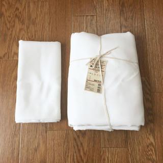 ムジルシリョウヒン(MUJI (無印良品))の◾️新品    無印良品 掛布団/枕カバー(シーツ/カバー)