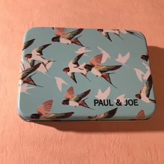 ポールアンドジョー(PAUL & JOE)のポール&ジョー 付録カンカン(小物入れ)