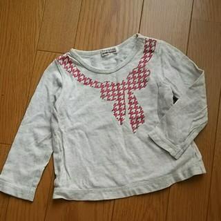 ブランシェス(Branshes)のBranshes 長袖Tシャツ 80㎝(Tシャツ)