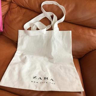 ザラ(ZARA)のZARA エコバック(エコバッグ)