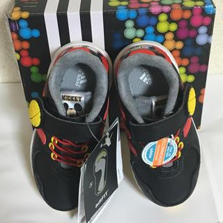 アディダス(adidas)のセール! 新品 タグ付 アディダス ディズニーコラボ スニーカー 14㎝(スニーカー)
