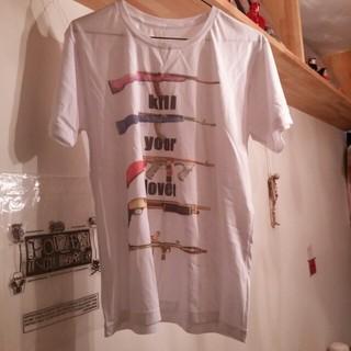 ファンキーフルーツ(FUNKY FRUIT)のライフルプリント★Tシャツ(Tシャツ(半袖/袖なし))