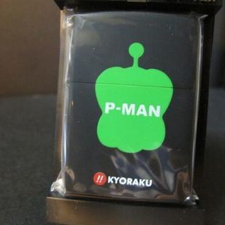 ジッポー(ZIPPO)の期間限定値下げ!美川憲一「P-MAN」2002年製ZIPPO(タバコグッズ)