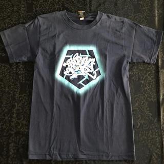 トライバル(TRIBAL)の☆送料無料☆TRIBAL♪Tシャツ♪Mサイズ☆ネイビー☆(Tシャツ/カットソー(半袖/袖なし))