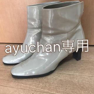 ギンザカネマツ(GINZA Kanematsu)のGINZA KANEMATSU レインブーツ 25.5cm(レインブーツ/長靴)
