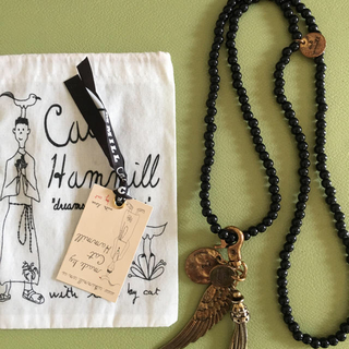 キャットハミル(CAT HAMMILL)のキャットハミル ネックレス(ネックレス)