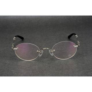 クロムハーツ(Chrome Hearts)のクロムハーツ pills 眼鏡 メガネ(サングラス/メガネ)