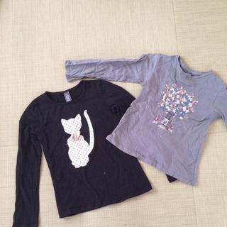 ザラキッズ(ZARA KIDS)のロンTとTシャツ 4点セット♡(Tシャツ(長袖/七分))