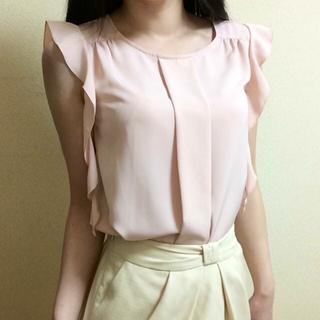 ヴィス(ViS)のノースリーブシャツ♡ViS(シャツ/ブラウス(半袖/袖なし))