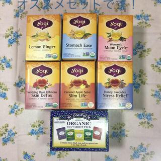 ☆yogi TEA・St.DALFOUR TEA お試しセット ♡(茶)