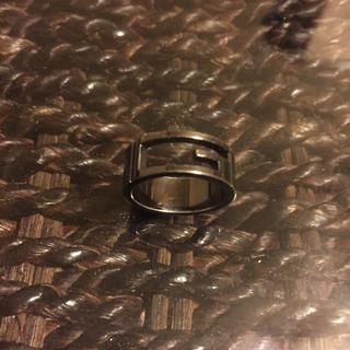グッチ(Gucci)のGUCCI指輪(リング(指輪))