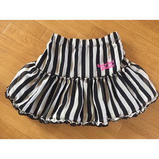 ジディー(ZIDDY)のZIDDY スカート サイズF(スカート)