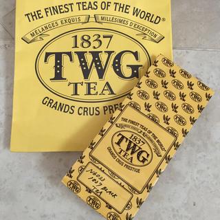 TWG紅茶♡  人気♬ 1837ブラックティー50g(茶)