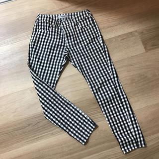 リランドチュール(Rirandture)のリランドチュール ブラック×ホワイト パンツ(その他)