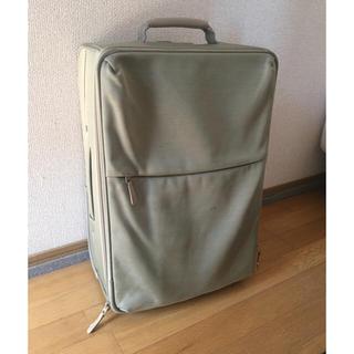 ムジルシリョウヒン(MUJI (無印良品))の無印キャリーバッグ 値下げしました!(スーツケース/キャリーバッグ)