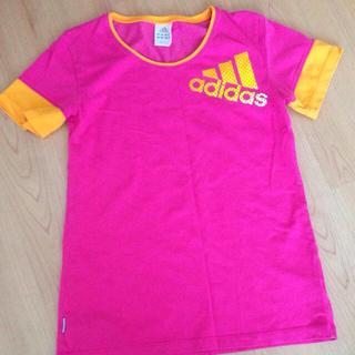 アディダス(adidas)のTシャツ♡(Tシャツ(半袖/袖なし))