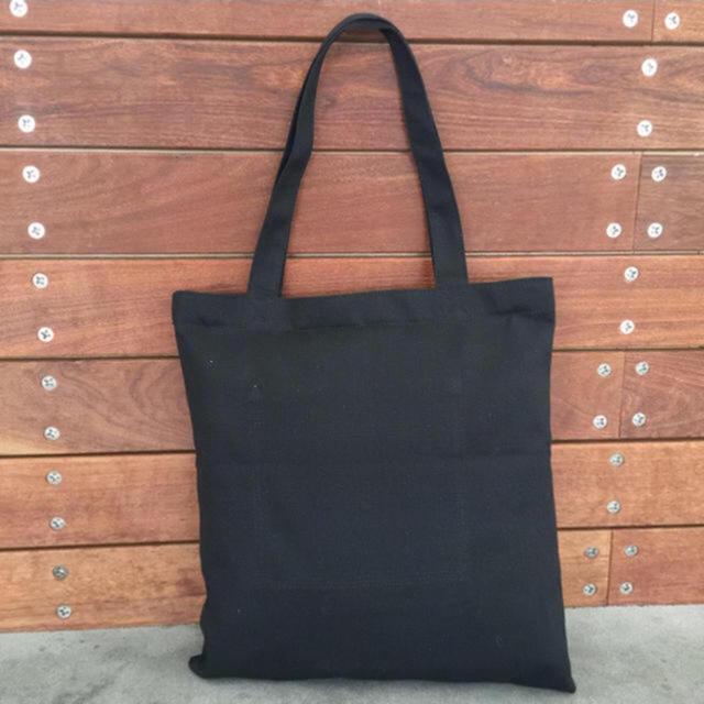 新品未使用★ACNE ビッグロゴ入り キャンバストートバッグ ブラック 送料無料 レディースのバッグ(トートバッグ)の商品写真