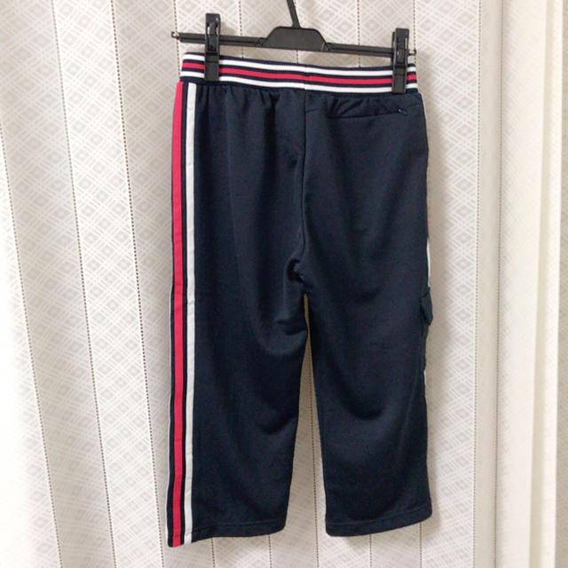 adidas(アディダス)の新品タグ付き♡アディダス♡クロップド丈♡パンツ レディースのパンツ(クロップドパンツ)の商品写真