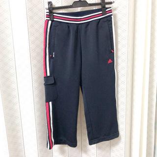 アディダス(adidas)の新品タグ付き♡アディダス♡クロップド丈♡パンツ(クロップドパンツ)