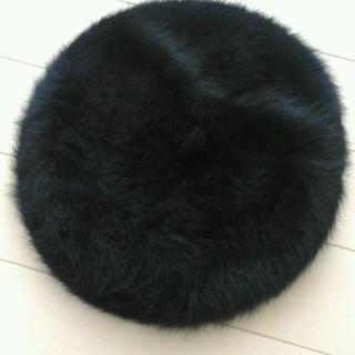 マーキュリーデュオ(MERCURYDUO)のマーキュリーデュオ ベレー帽(ハンチング/ベレー帽)
