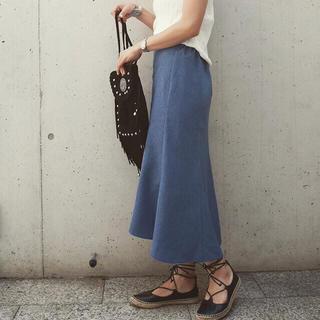 トゥデイフル(TODAYFUL)のmeerマーメイドタイトスカートzuメーア♡美品(ロングスカート)