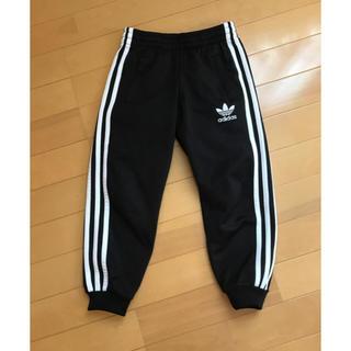 アディダス(adidas)のadidas originals kids 黒パンツ 110センチ(パンツ/スパッツ)